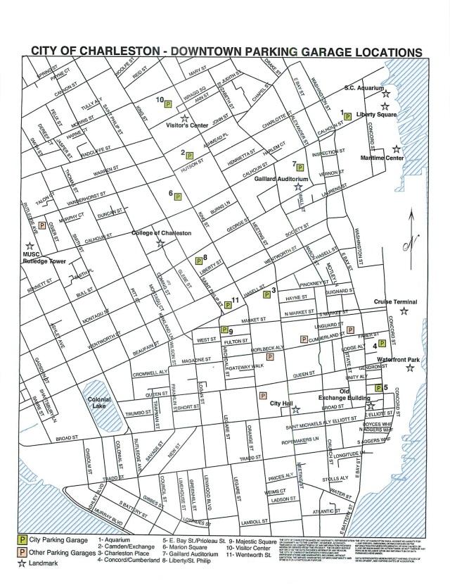 Pin Downtowncharlestonmap On Pinterest